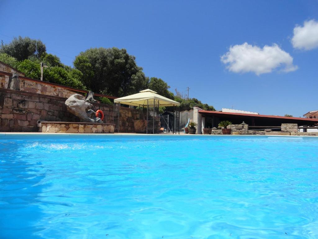 Piscina di Tanit Hotel Villaggio Ristorante o nelle vicinanze
