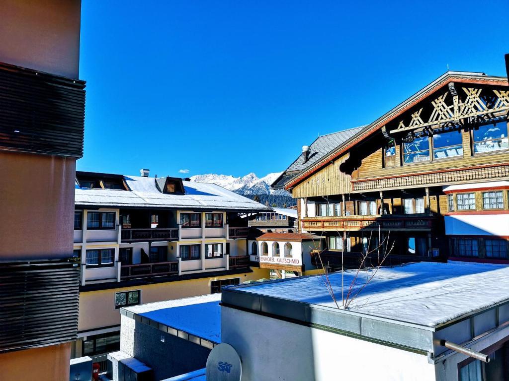 Reise von Garmisch-Partenkirchen nach Seefeld in Tirol ab