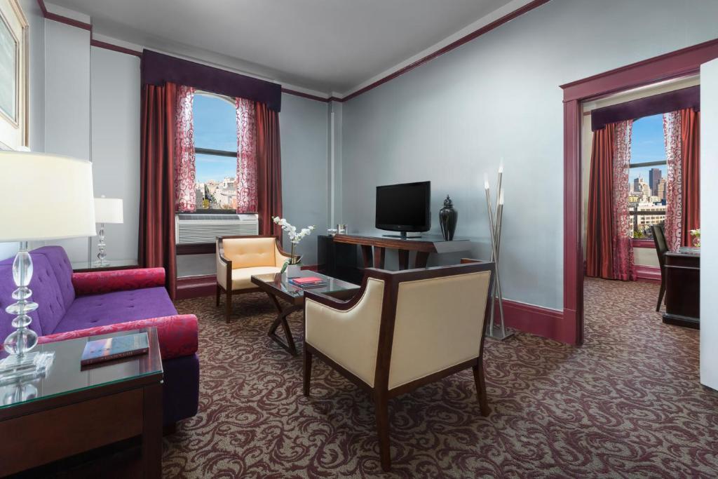 Hotel Whitcomb San Francisco Usa Booking Com