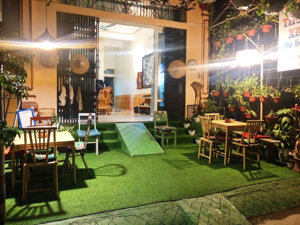 Nhà hàng/khu ăn uống khác tại Cao Bang Eco Homestay