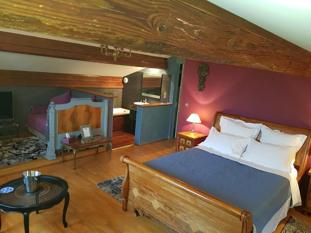 A room at Villa Limonade, maison d'hotes