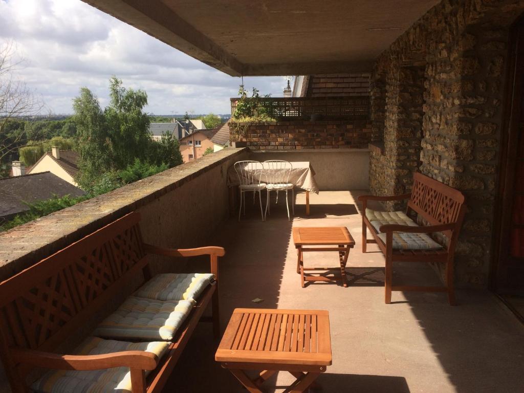 Apartment Les Terrasses De Caron Athis Mons France