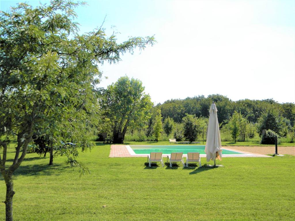 La Foresteria di Borgogelsi