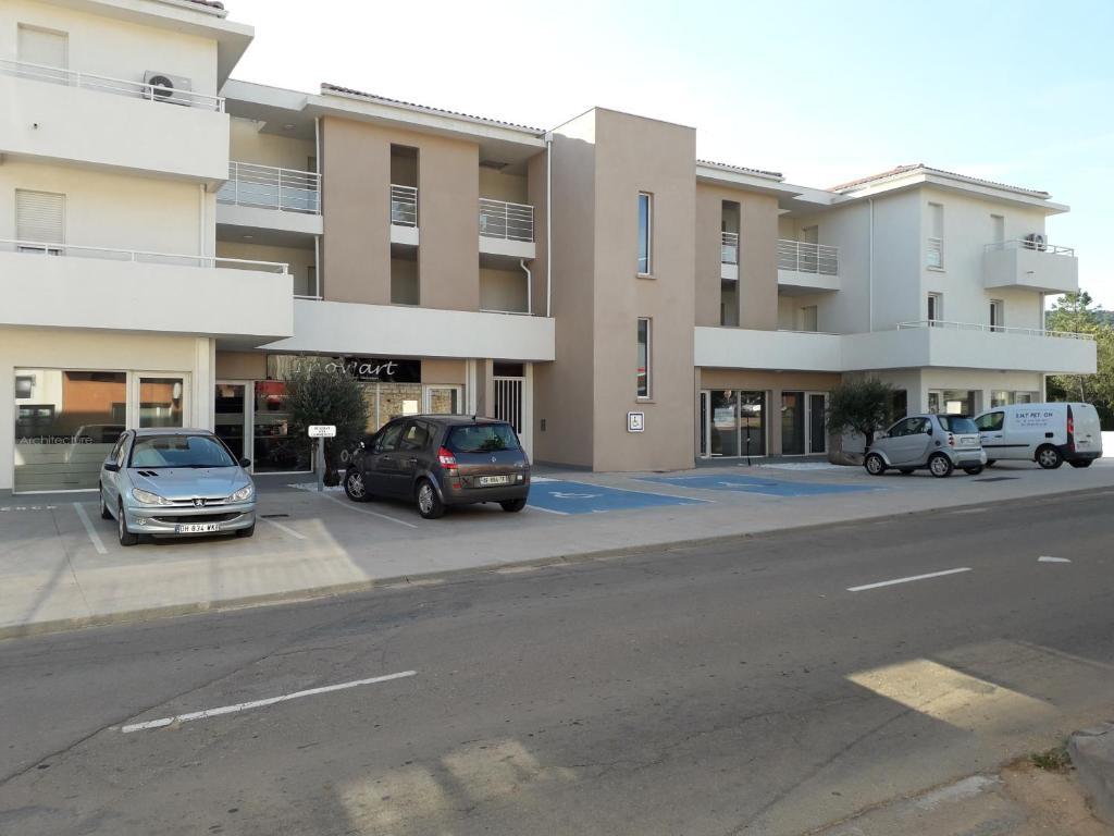 Apartments In Zonza Corsica