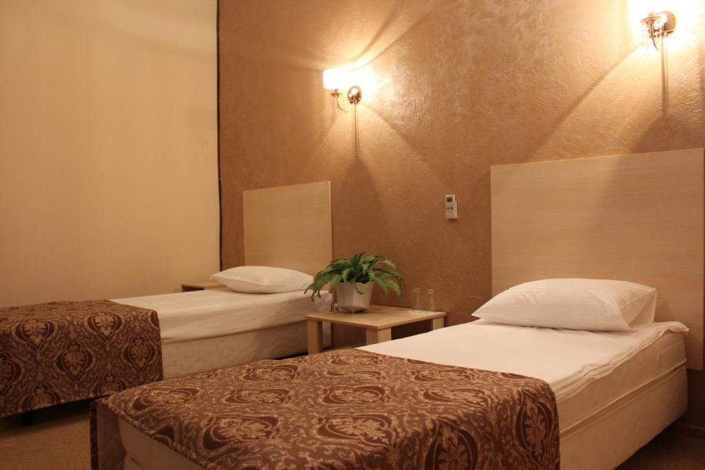Стандартный двухместный номер с 2 отдельными кроватями: фотография номер 1