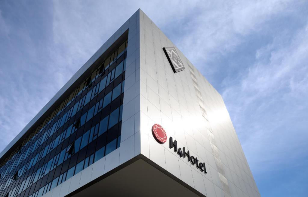 H4 Hotel Mönchengladbach, Januar 2019