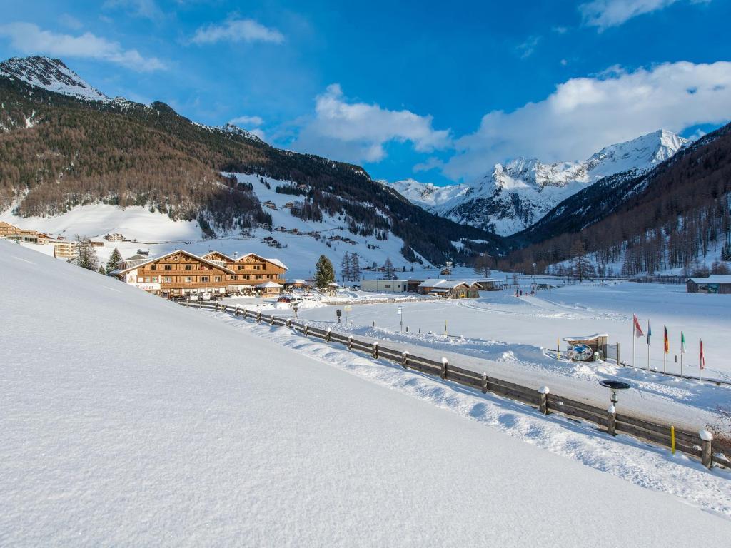 Hotel Bacher a l'hivern