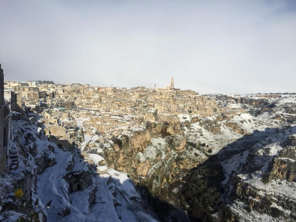Vacation Home Il Belvedere Sui Sassi Matera Italy