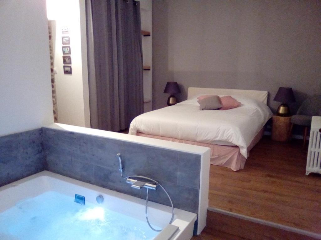 Ker spa, gite avec spa privatif dans la chambre, Dol-de ...