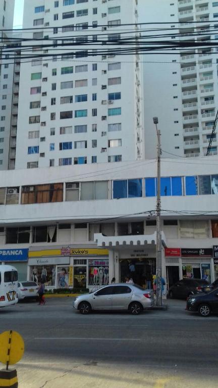 Apartment Avenida San Martin Edificio Los Delfines App 12