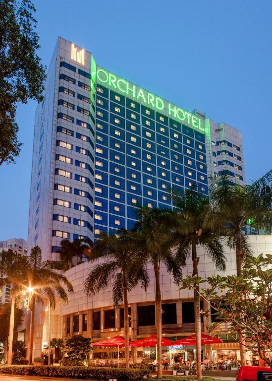 اورچارد سنگاپور