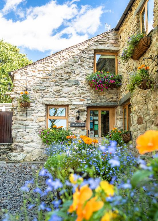Wayside Guest Accommodation in Whitbeck, Cumbria, England