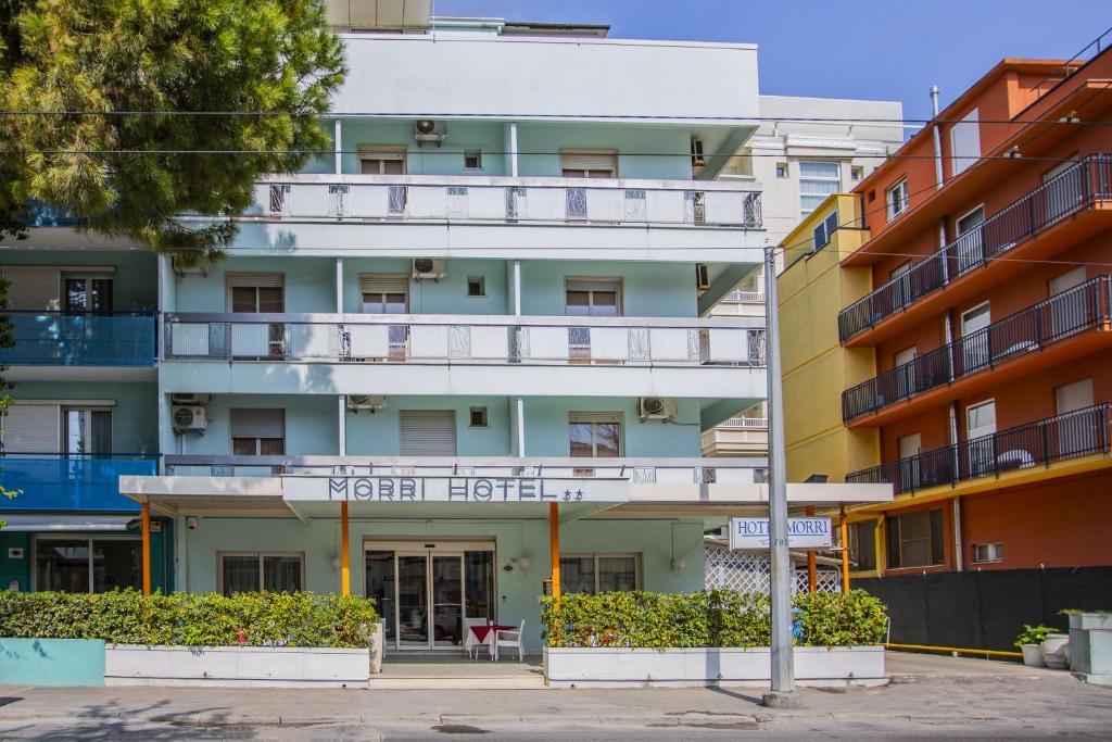 Hotel Morri Riccione Paivitetyt Vuoden 2020 Hinnat