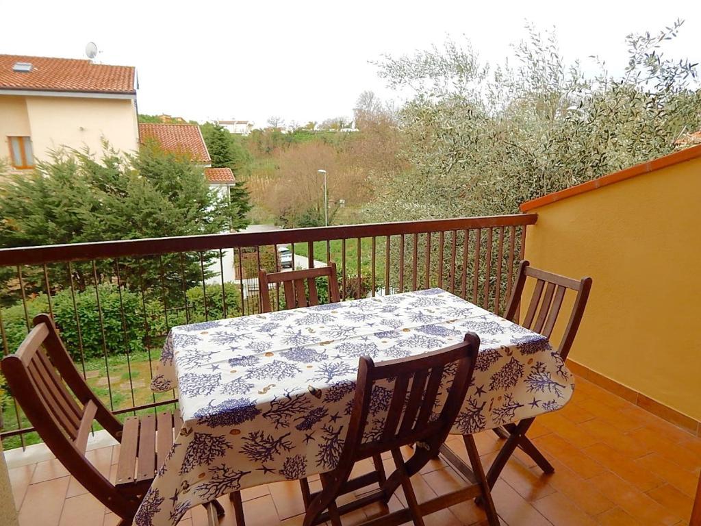 Apartment N182 Numana Villetta Quadrilocale Con Giardino