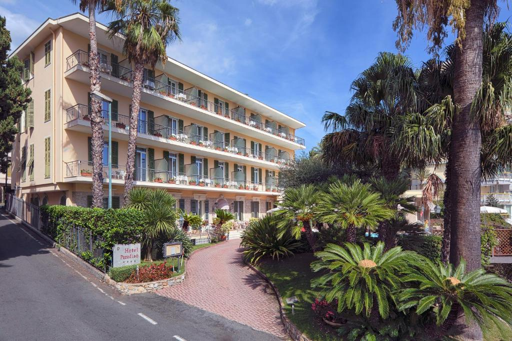 Hotel Paradiso Sanremo Paivitetyt Vuoden 2020 Hinnat