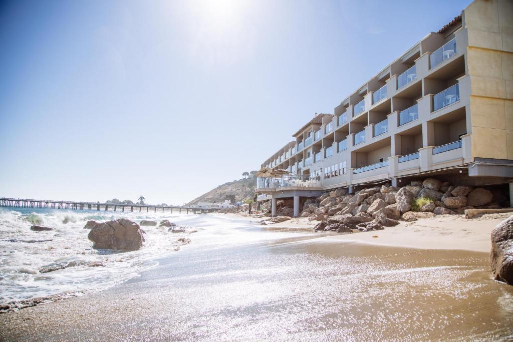 Malibu Beach Inn.