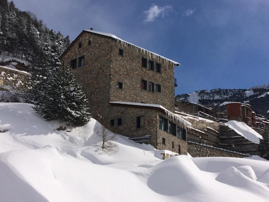 Hotel Roc de St Miquel en invierno