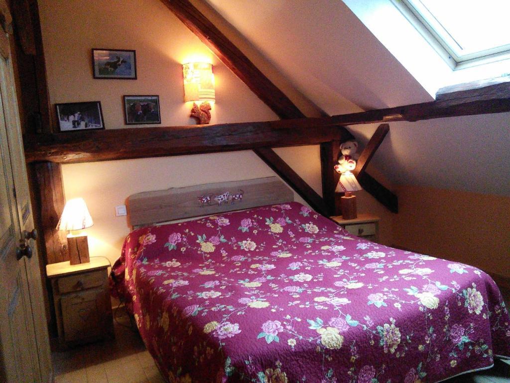 Chambres d'hôtes et Yourte L'Orée Des Bornes