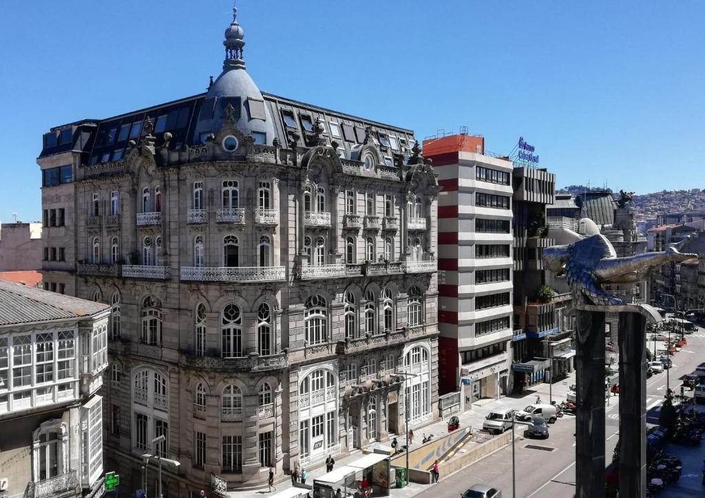 Edificio El Moderno Vigo 1902 Vigo Updated 2020 Prices