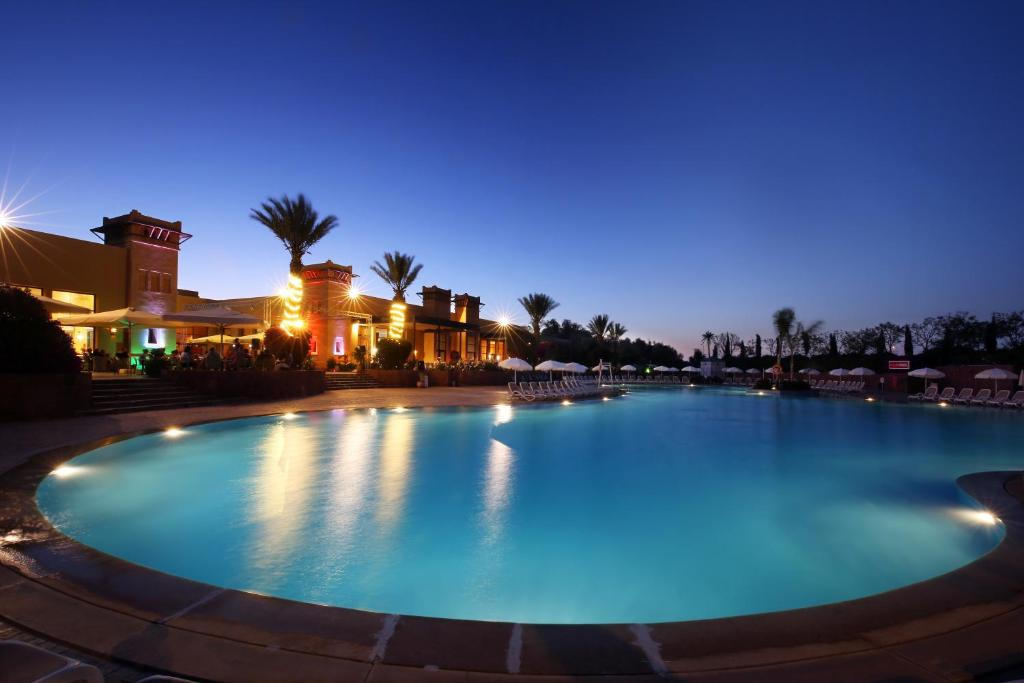 The swimming pool at or near Club Dar Atlas - All Inclusive