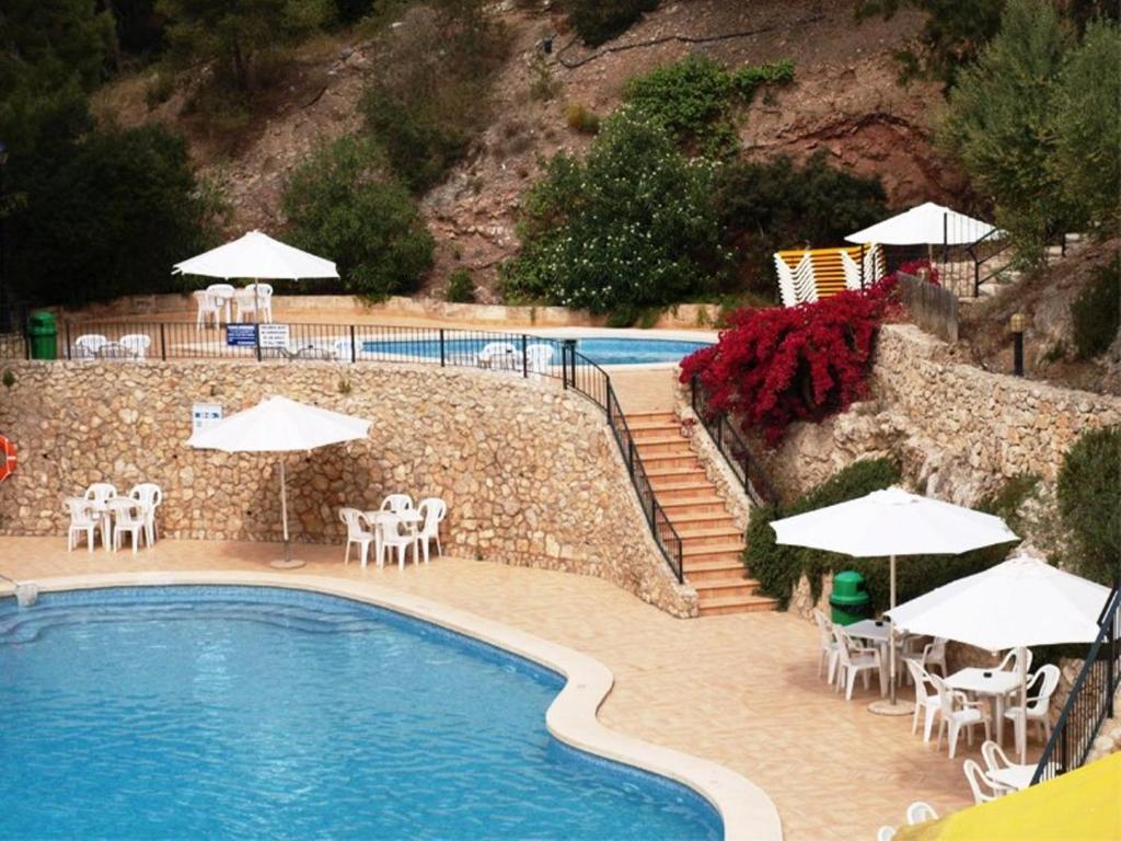 Πισίνα στο ή κοντά στο Apartamentos Vista Club