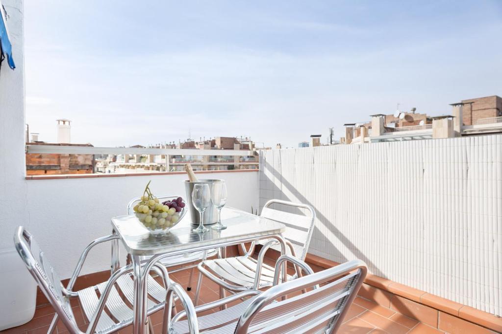 Attic Barcelona Central Terrace Barcelone Tarifs 2019