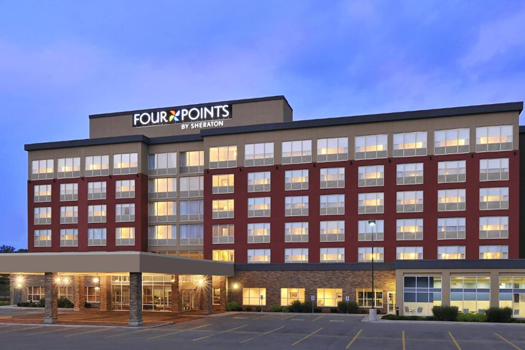 Hotel Four Points Cambridge Kitchener Canada Bookingcom