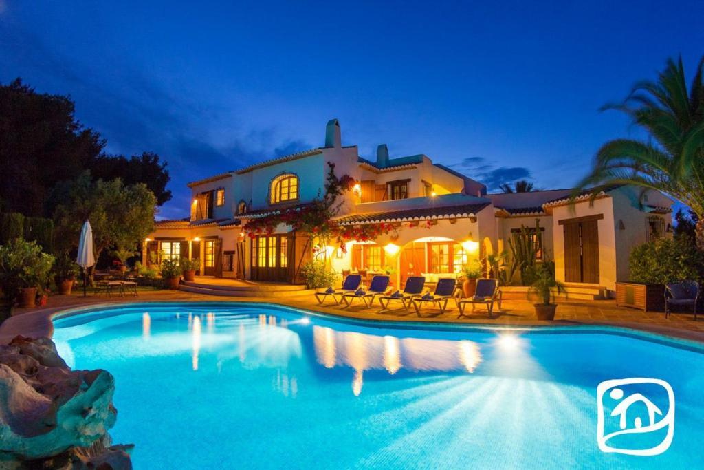 Abahana Villas Cogoll (Spanje Moraira) - Booking.com