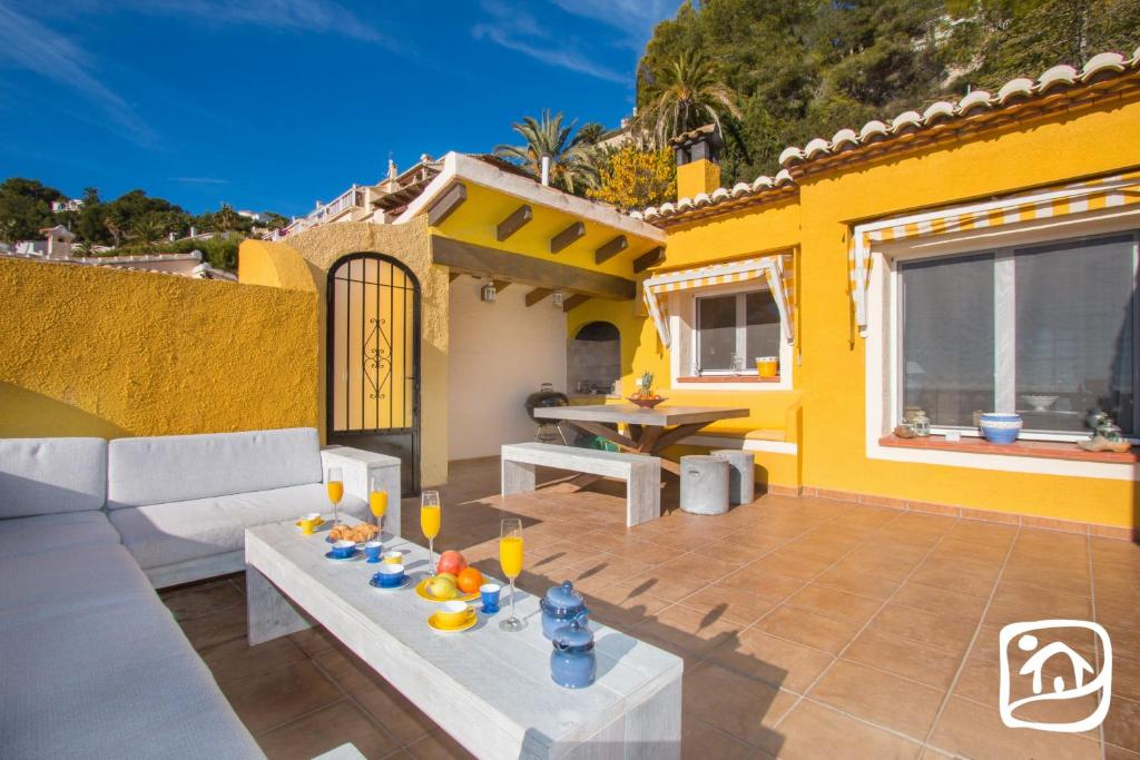 Abahana Villas Costa Blanca Bay, Moraira, Spain - Booking.com
