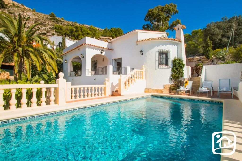 Abahana Villas Sea Views (Spanje Moraira) - Booking.com