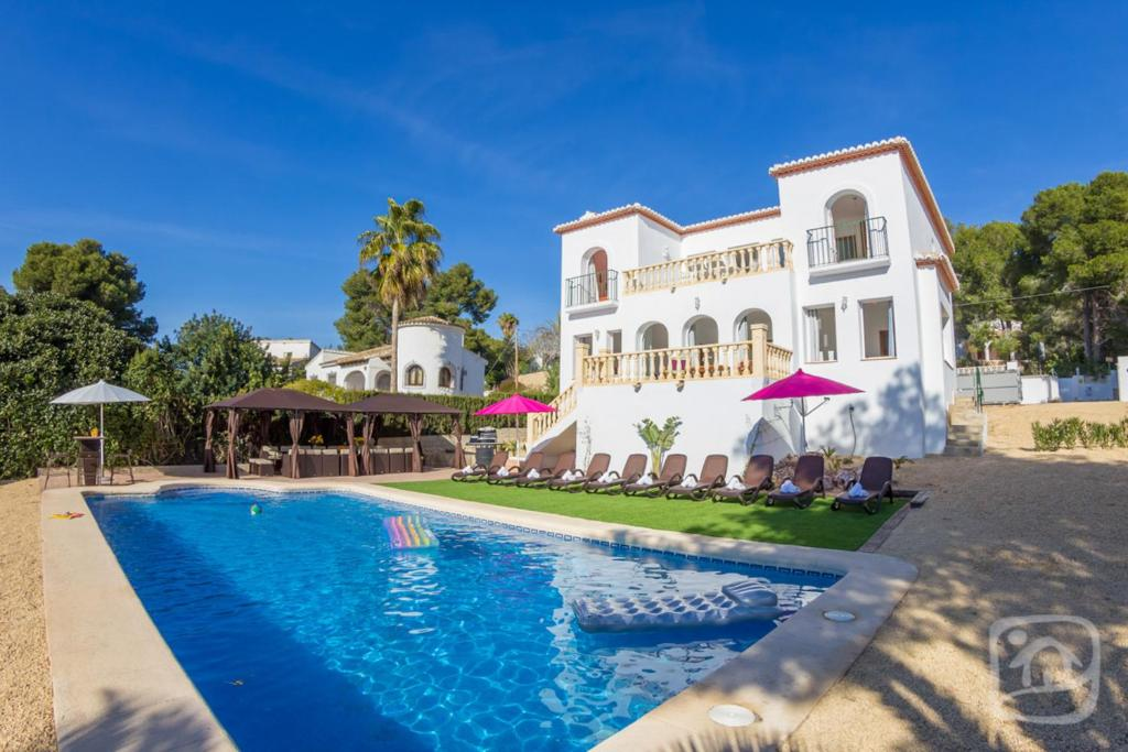 Abahana Villas The Dream (Spanje Moraira) - Booking.com