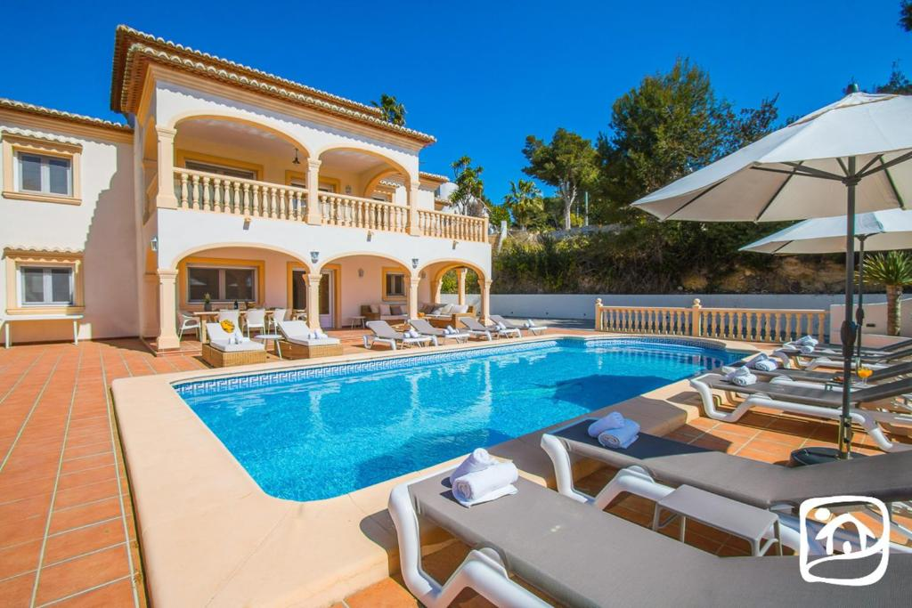 Abahana Villas Summertime (Spanje Moraira) - Booking.com