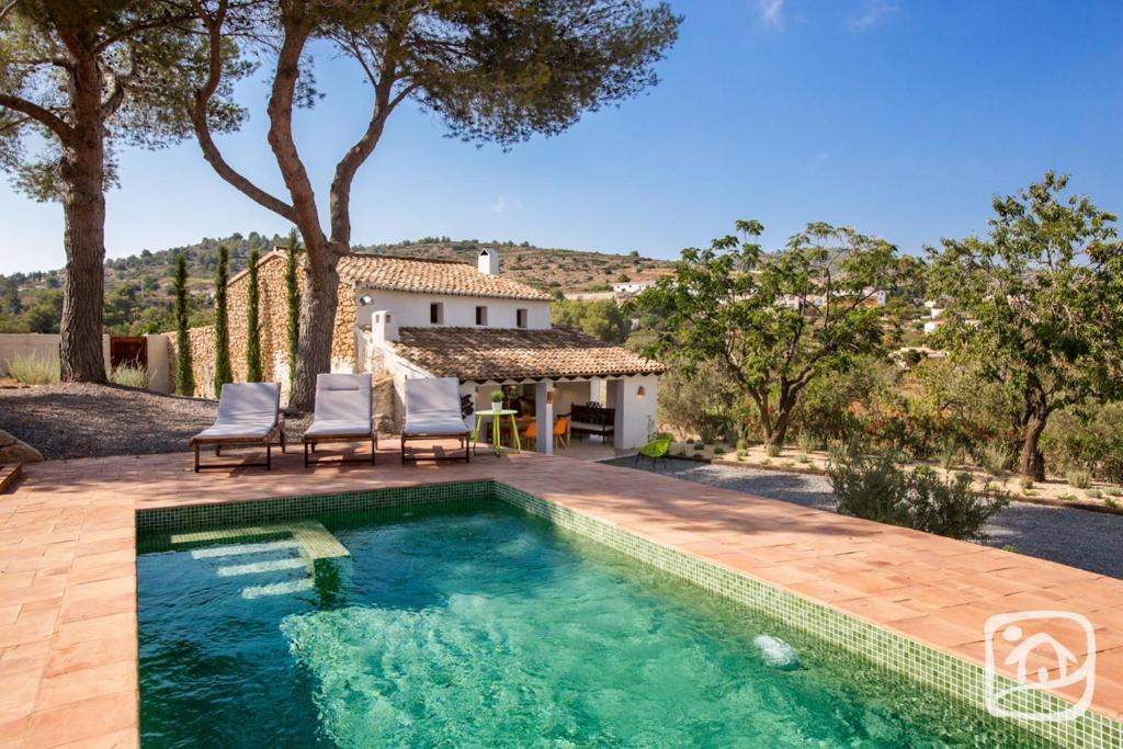 Abahana Villas Toscana, Benissa, Spain - Booking.com