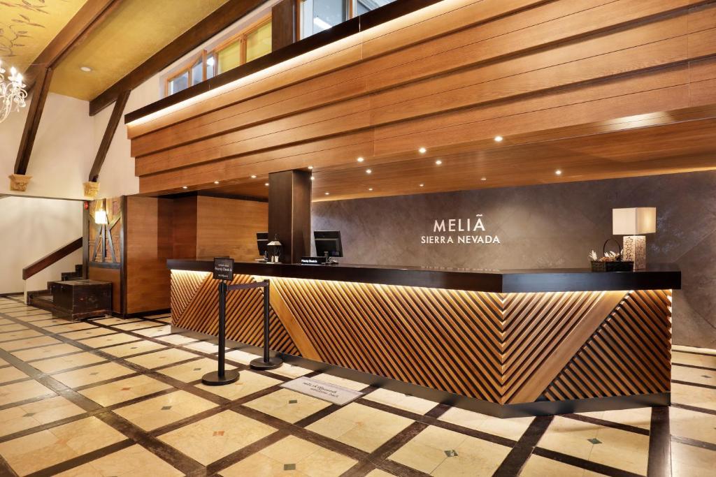 Hotel Melia Sierra Nevada (España Sierra Nevada) - Booking.com