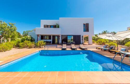 VILLA MILADY (Spanje Bahia de Sant Antoni) - Booking.com