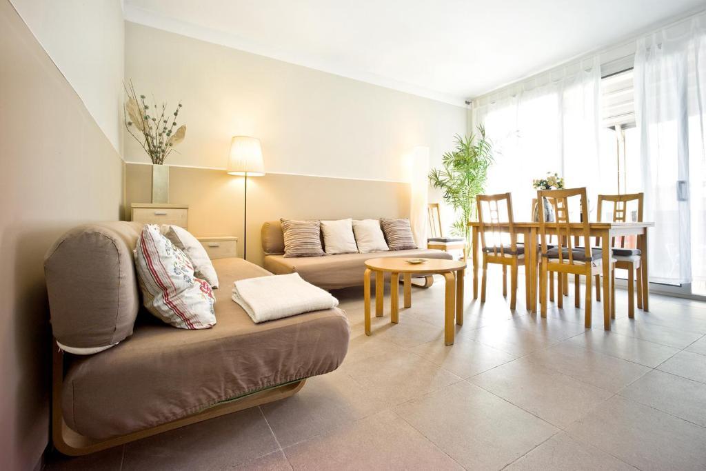 Amplio Apartamento Con Terraza En Z España Barcelona