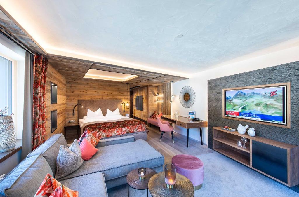 Hotel Alpin Spa Tuxerhof, Tux – Prezzi aggiornati per il 2020