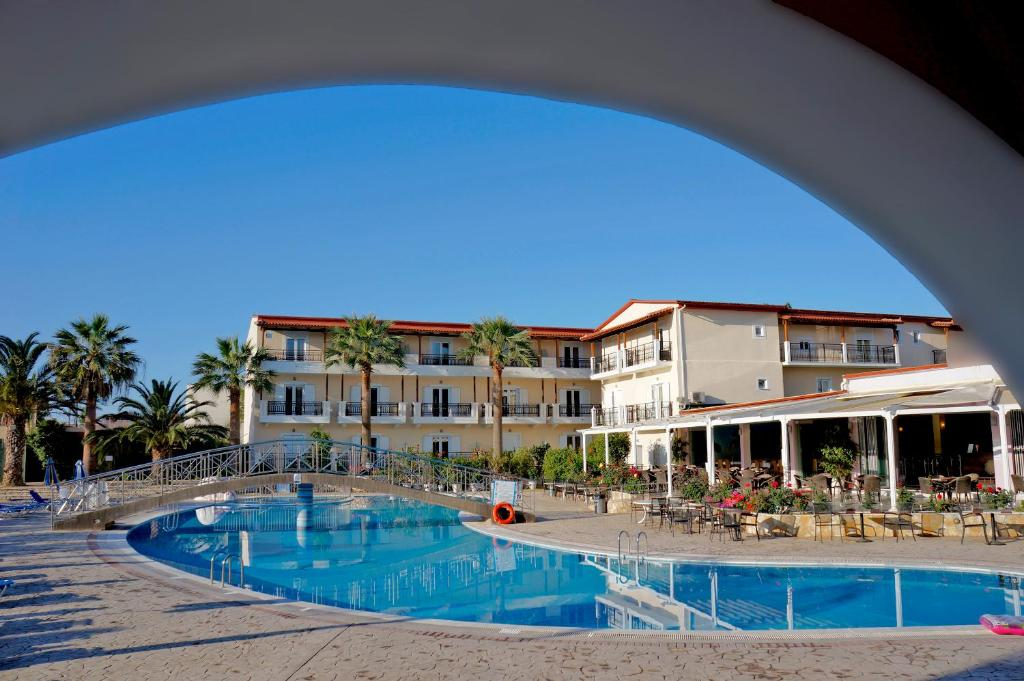 Majestic Hotel Spa Laganas Greece Booking Com