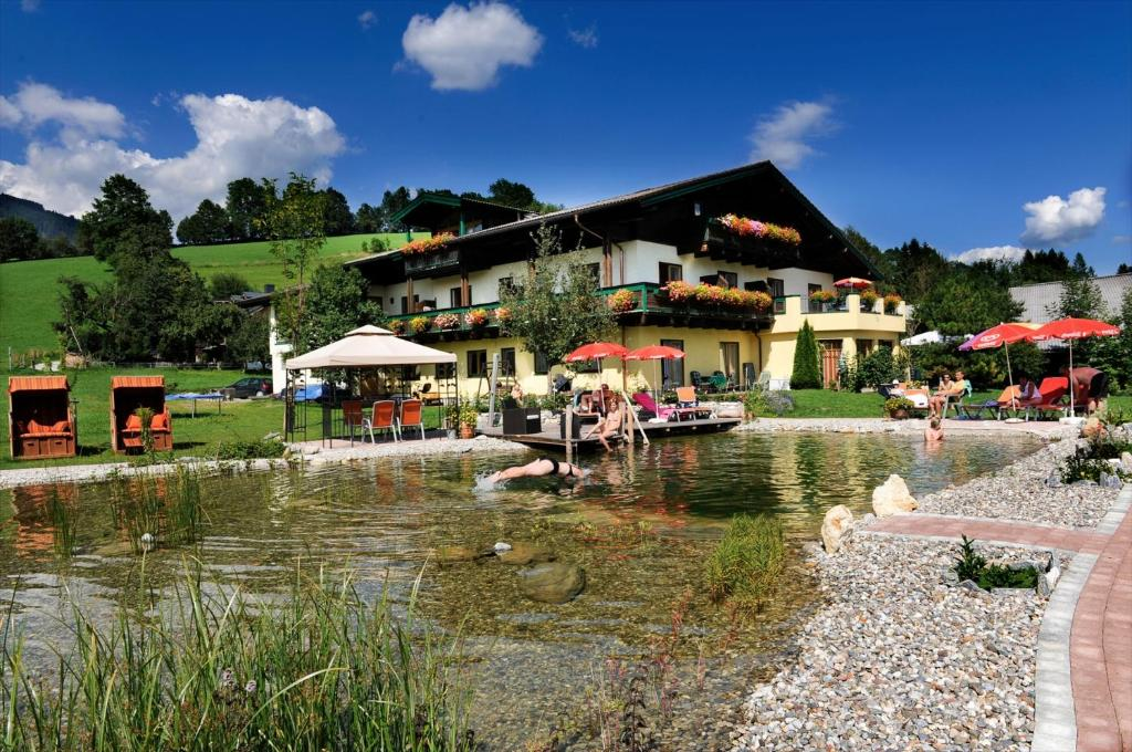 Hotel Post Goldegg 4 Sterne Hotel am See