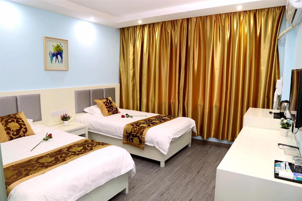 هتل Lingxi Boutique Hotel