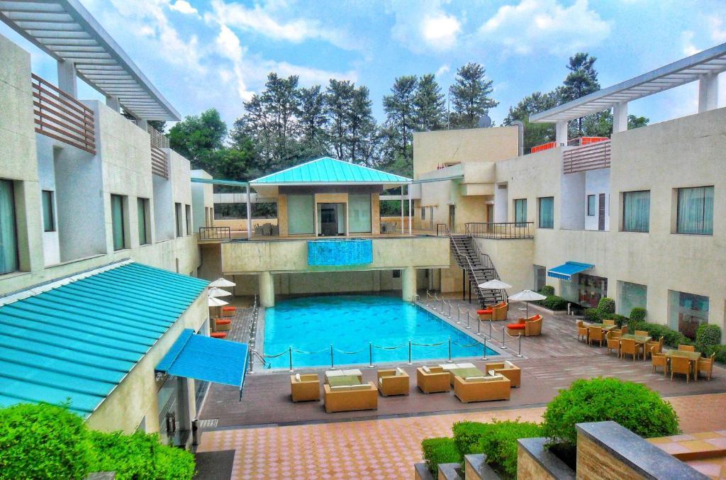 Hotelli The Ocean Pearl Gardenia Intia New Delhi Booking Com
