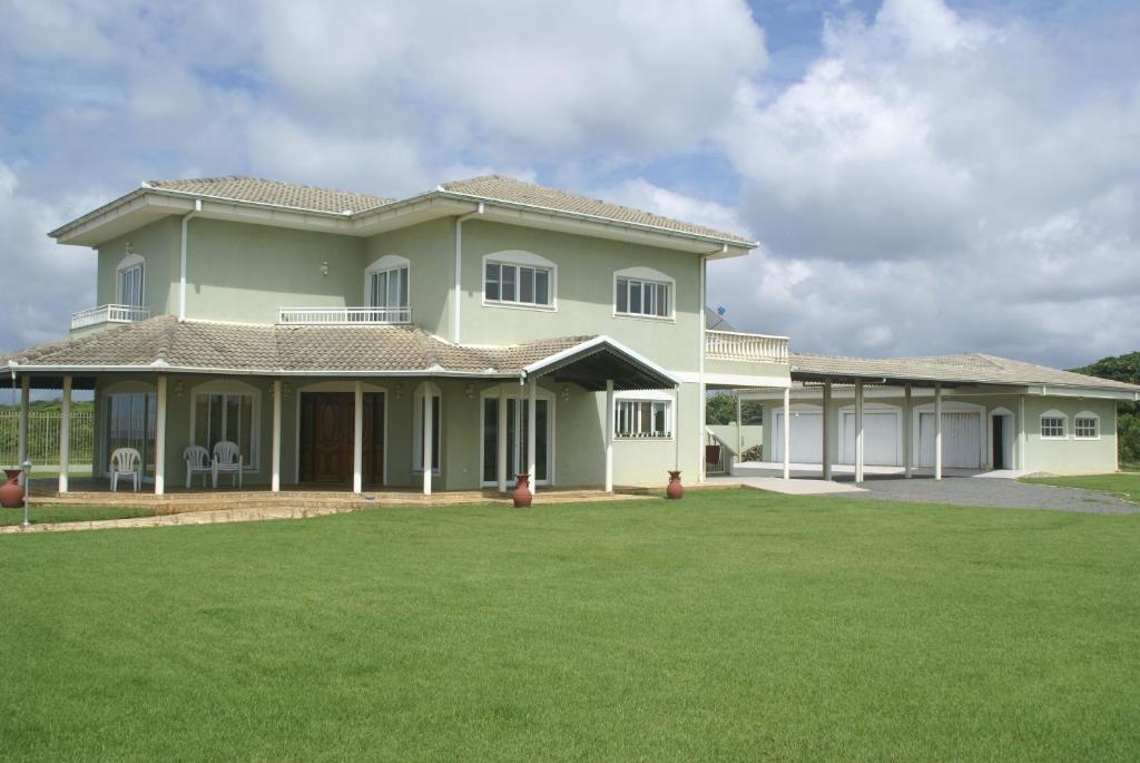 Building kung saan naroon ang holiday home