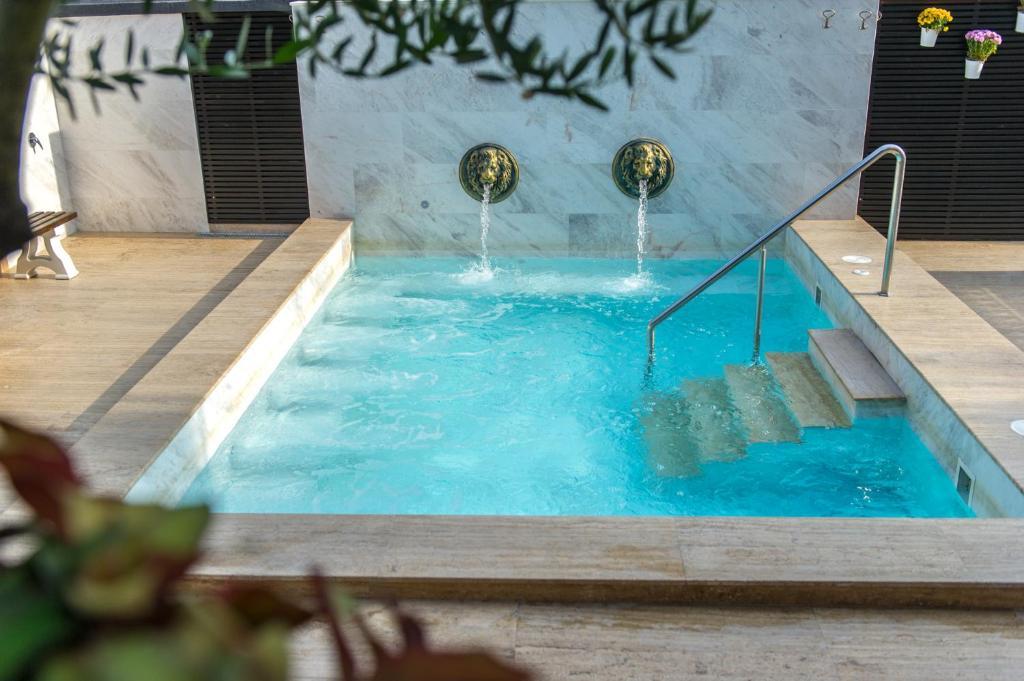 The swimming pool at or near Spa Hotel Sveti Nikola