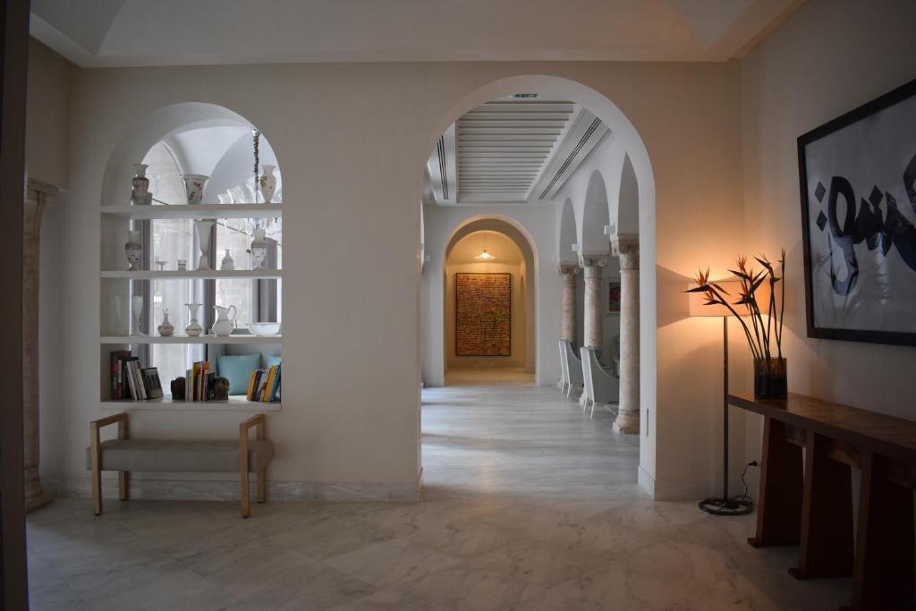 Dar El Jeld Hotel And Spa Tunis Tunisia Booking Com