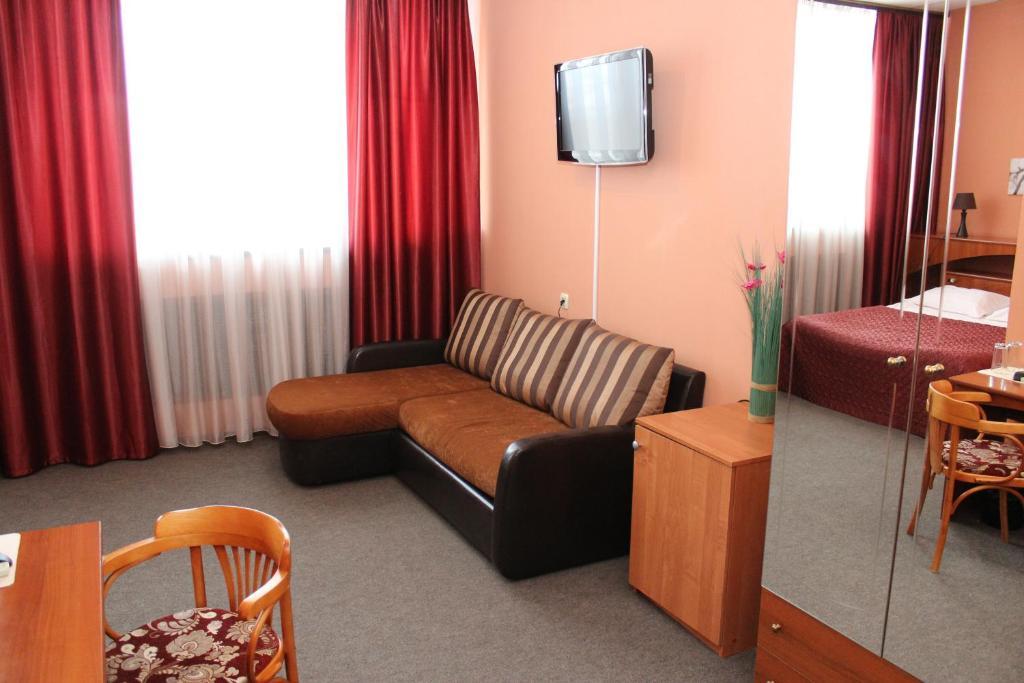 Улучшенный двухместный номер с 1 кроватью: фотография номер 7