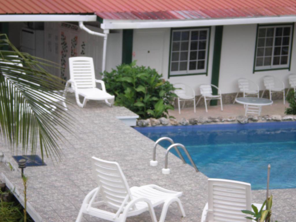 Hotel Residencial La Terraza Bocas Town Panama Booking Com