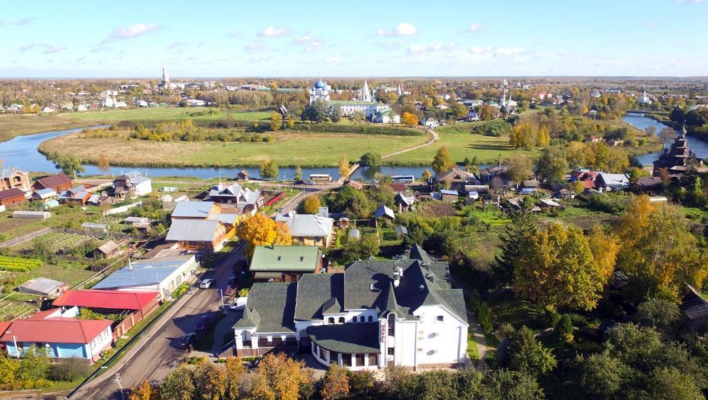 منظر Kremlyovsky Hotel من الأعلى