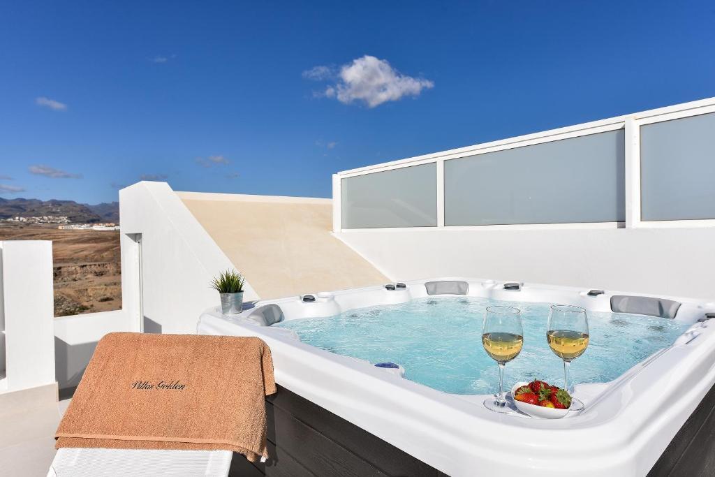 VILLAS GOLDEN GRAN CANARIA (Spanje Maspalomas) - Booking.com
