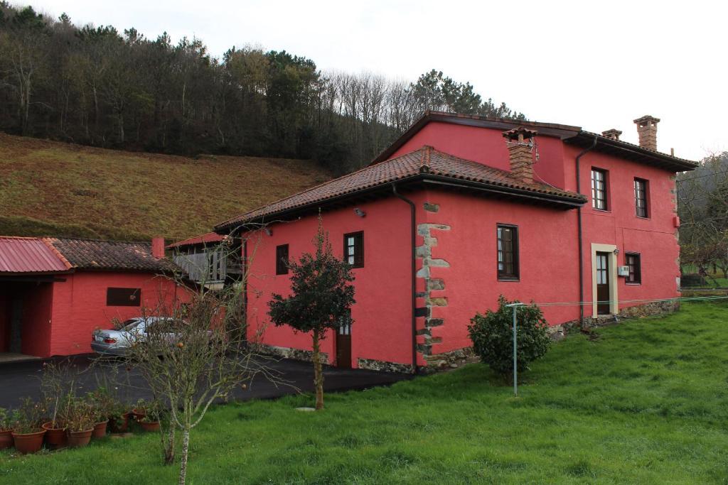 Casa Rural Ofelia (España San Martín de Luiña) - Booking.com