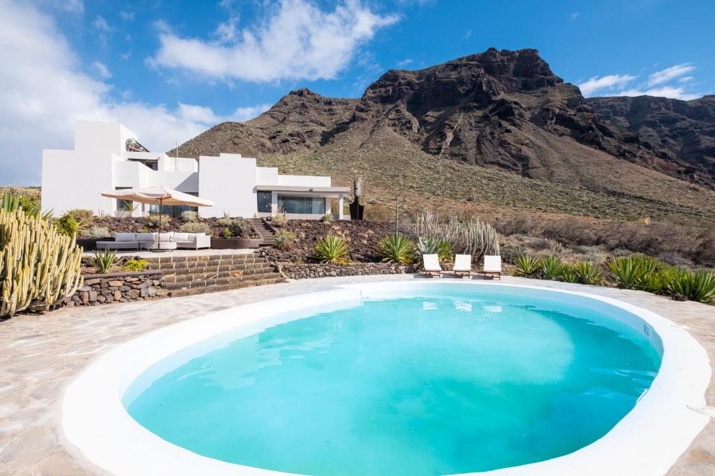 Villa Luxury Punta de Teno, Buenavista del Norte, Spain ...